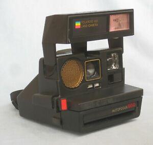Polaroid 600 Land Camera - Autofocus 660
