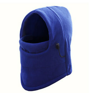 Outdoor Winter Fleece Scarf Neck Warmer Face Mask Skiing Cycling Hiking Mask