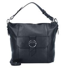 Liebeskind Millenium Hobo M Handtasche Umhängetasche Leder 28 cm (black) 1120b6cced
