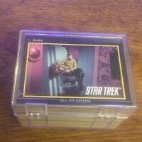 STAR TREK -- 25th anniversary set -- Complete 150 card set == series 2