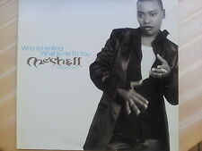 Meshell - Who is he and What is he to you