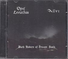 Opus Leviathan /  Assur  – Dark Reborn Of Frozen Souls  CD