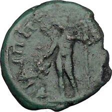SEPTIMIUS SEVERUS 193AD Philippopolis DIONYSUS Cult  Ancient Roman Coin i45445