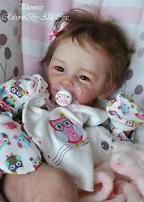 Alla's Babies Reborn Doll Baby Girl Phoenix By Andrea Arcello  S/O L/E - IIORA -