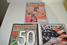 Yahoo! Internet Life 6/99,Heather Graham, cheesecake June 1999, + south park  +