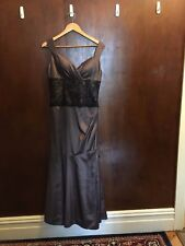 Taffeta Evening Gown