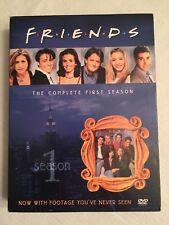 Friends ~ Complete Series Season 1 DVD SET  LIKE NEW