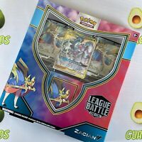 Pokemon TCG Zacian V League Battle Deck **IN STOCK SHIPS NOW**