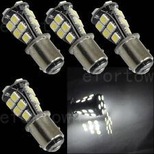 4 x  High Lumen 21*18lm 1157 BAY15D 21 5050 SMD LED Turn Corner Backup Bulb Ligh