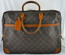 7bef0473b65a Louis Vuitton Voyage 2 Compartment Monogram Briefcase Travel Business Bag  NO0966