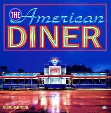 BOOK - The American Diner by Michael Karl Witzel (1999, Hardcover & Jacket)