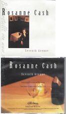 CD--ROSANNE CASH--SEVENTH AVENUE--
