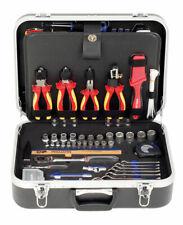 PROHJAHN Elektro Werkzeugkoffer Elektriker Werkzeugsatz Werkzeuge 128 Teile 8683