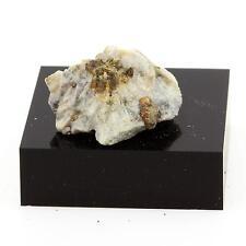 Quartz + Chalcopyrite. 23.1 cts. North Hatley, Québec, Canada