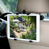 Car Back Seat Headrest Holder Mount for iPad Tablet Phone Samsung