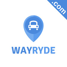 WAYRYDE.com 7 Letter Premium Short .Com Catchy Brandable Domain Name