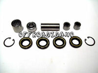 FRONT UPPER A-ARM BUSHING & SHAFT KIT KAWASAKI V-FORCE KFX-700 KFX700 2004-2009
