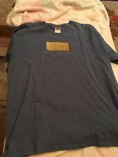 George Strait Cowboy Rides Away 2014 Concert Shirt Size Large