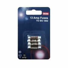 Dencon 13a Fuses BLISTER Packed (4) 1013