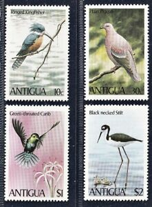 ANTIGUA 1980 BIRDS