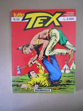 Raccolta TUTTO TEX n°52 ed. Bonelli  [G243]
