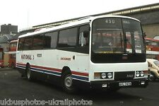 Lincolnshire Roadcar 1458 May 1982 Bus Photo