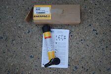ENERPAC RC-55 HYDRAULIC CYLINDER 5 TON 5 INCH STROKE NEW