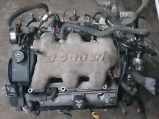 2004 Chevy Venture Complete Engine Assembly 3.4L  6 Cylinder  AWD  AUTOMATIC