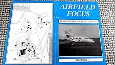 AIRFIELD FOCUS #14: BOURNEMOUTH HURN AIRPORT / Mike Phipp (1994)