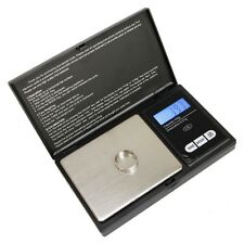 Weigh LCD 100g x 0.01g Digital Digital Scale Electronic Jewelry Pocket Black