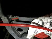 Southwire #8awg SIMpull THHN/THWN-2 Stranded Copper Building Wire Red /100ft