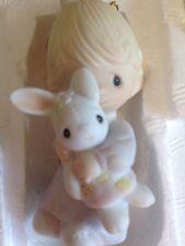 Precious Moments Babys First Christmas Bunny E-5632