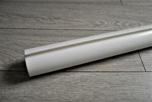 Heavy Duty Waterproof PVC Tarpaulin 900gsm Truck Curtain Side White 3x1m Wide