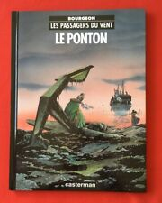 PASSAGERS DU VENT 2 LE PONTON CASTERMAN 1994 TRÈS BON ETAT BD