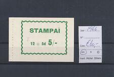 LM80826 Ireland 1966 definitives booklet MNH cv 60 EUR