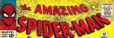 Amazing Spider-Man (1963-1969) v.1 Pick Choose #1-441 Comics Annuals (VG/NM)
