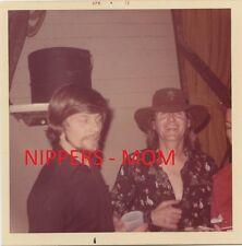 Rare Richie Allbright Snapshot Photograph - 4/73 - Unpublished - Original