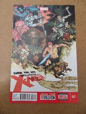 Wolverine & The X-Men (vol 1) 27 . Marvel 2013 . VF