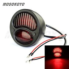 Motorcycle LED Duolamp Ford Model A Taillight Fit Harley Cafe Racer 1928 1931