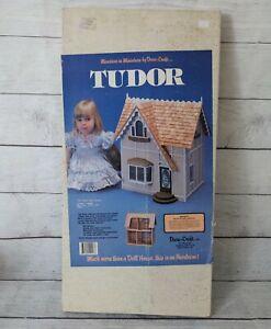 Vintage Dollhouse Miniature Duracraft Mansions - TD 200 The Tudor - New in box
