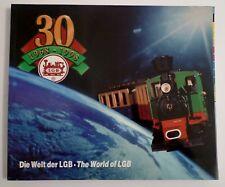 Catalogue d'origine LGB 1968 - 1998    - Katalog - Catalogo