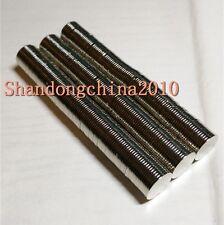 50pcs Neodymium Disc Mini 15X1mm Rare Earth N35 Strong Magnets Craft Models