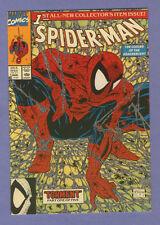 Postcard [Spider-Man] #348-012 (1991, Classico San Francisco Inc) Todd McFarlane