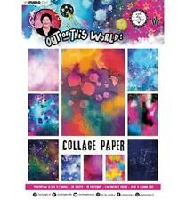 Studiolight Collage Paper Pattern Paper Out Of This World nr.14