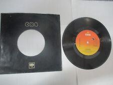 "LP 45 Tours Judas Priest ""United"" & ""Grinder"" CBS"