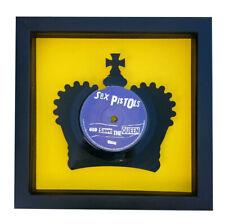 The Sex Pistols - God Save The Queen - Vinyl Record Art 1977