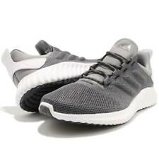 new style 9e532 82d12 Adidas Alphabounce CR Clima Gris Blanco De Hombre Zapatos Correr Talla 11
