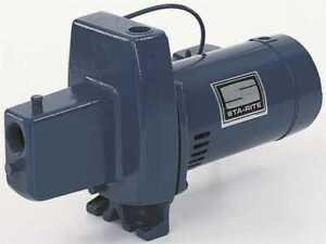 Sta-Rite FND Cast Iron Self-priming Shallow Well Jet Pump 3/4 HP