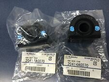 SUBARU 08-13 Forester Impreza Legacy Stabilizer Bar Front Bushings 20414AG070 OE
