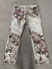 Roberto Cavalli Angels Jeans Size M